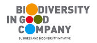 Logo Biodiversity in Good Company Initiative