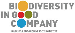 Logo der Initiative Biodiversity in Good Company