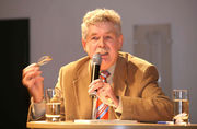 Thomas Neiss beim 2. Regionalen Forum
